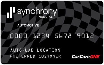 Financing - Auto Lab Southgate - carcare-one-card_al