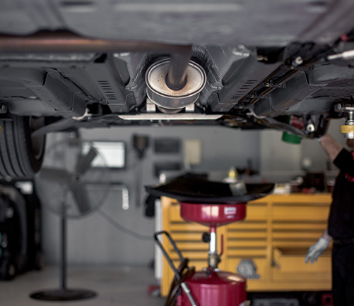 Muffler & Exhaust Repair in Southgate | Auto-Lab  - content-new-exhaust